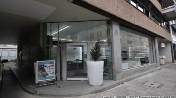 WALSER: Top-Kapitalanlage: Bestens vermieteter Laden (Optikerfachgeschäft)