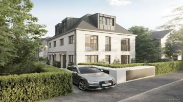 FORMHAUS | Elegantes Wohnen. Moderne Doppelhaushälfte.