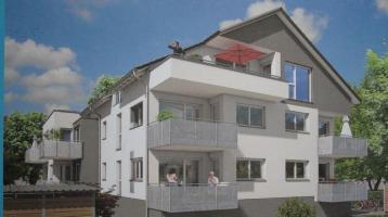 Neubau moderner 4 Zimmer DG Whg. mit ca.14m² Dachterrasse KfW 55