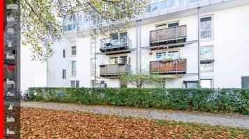 Vermietete 2-Zimmer-Wohnung mit sonnigem Garten