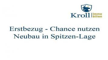 Neubau Eigentumswohnung nähe Uni Würzburg + KFW 55