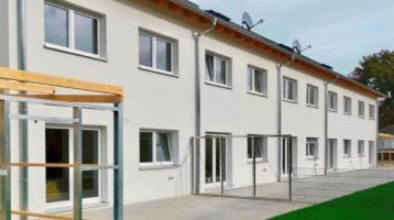 Neubau Reihenmittelhaus in Mettenheim