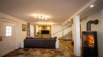 Scharmantes Haus mit modernem Kern