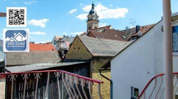 ++Über den Dächern++ Charmantes Stadthaus für Renovierer in zentraler Lage