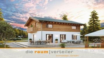 Neubau: hochwertiges Einfamilienhaus mit Keller in ruhiger Lage direkt am Biotop, sonnige Südlage