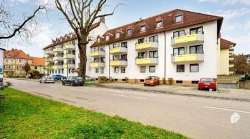 Gepflegte 1-Zimmerwohnung zentral in Landshut