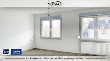 SELTEN: Sanierte Maisonettewohnung in ruhiger Lage
