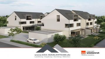Besondere Stadthäuser in Ortsrandlage in Kaufering