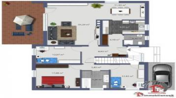 Achtung Anleger! Schöne 4 Zimmer Wohnung mit Terrasse in Ansbach