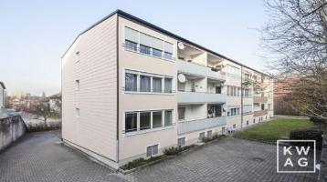 Sehr gut geschnittene 3-Zimmer Wohnung in kleinem Mehrfamilienhaus *vermietet*