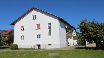 2 Parteienhaus auf großzügigem Grundstück mit viel An- u. Ausbaupotenzial in ländlicher Umgebung