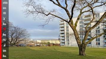 Bezugsfreie 2,5-Zimmer-Wohnung in verkehrsgünstiger Lage nahe der U-Bahn