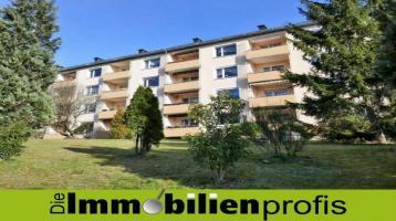 1469 - Nähe FH: Gepflegte 3 Zimmer-Eigentumswohnung mit Balkon in Hof