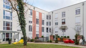 Vermietete Erdgeschoss-Wohnung mit attraktiven Gemeinschaftsräumen in toller Lage