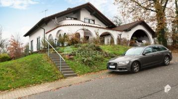 Vermietetes Einfamilienhaus mit Einliegerwohnung in Pfinztal - Söllingen