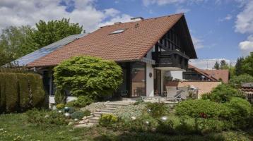 Schicke Split-Level-Doppelhaushälfte in Gräfelfing