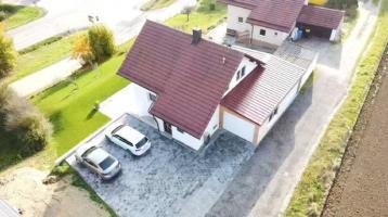 Traumhaftes und saniertes Einfamilienhaus in Hebertsfelden zu verkaufen
