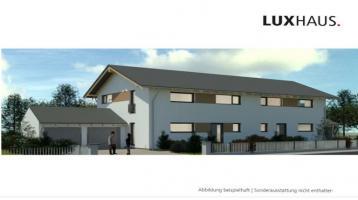 Doppelhaushälfte im Allgäu mit 205m² WohnNutzfläche   KFW55   Neubau