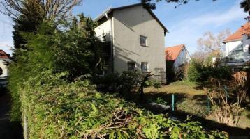 Rarität - ruhiges gelegenens Grundstück mit renovierungsbedürftigen Einfamilienhaus