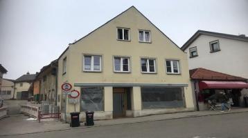 Wohn- und Geschäftshaus in guter Lage zu verkaufen!