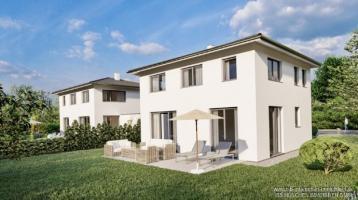 Sie suchen das Besondere? Neubau - Einfamilienhaus in Krailling-Stockdorf auf großem Grundstück.