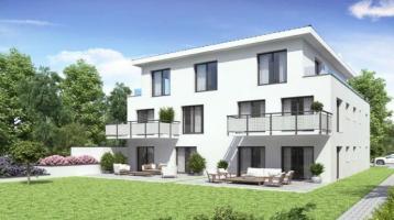 Untermenzing: Baugrundstück für ein Mehrfamilienhaus in zweiter Baureihe
