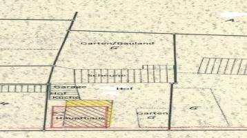 2 Familienhaus mit Baugrundstück zum Verkauf in Hügelsheim