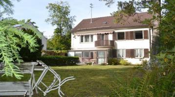Villenviertel Oberschleißheim: Haus in Traumlage