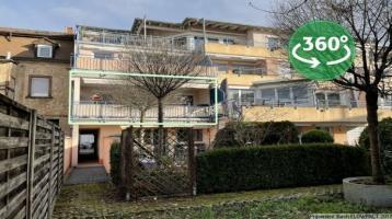 Hell - Zentral - Großzügig, 4 ETW im 1.OG mit Balkon und 2 TG-Stellplätzen, Ettlingen