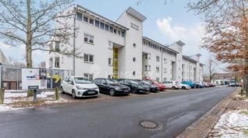 Vermietete 1-Zimmer-Wohnung mit Balkon, Keller und Tiefgaragenstellplatz in sehr beliebter Lage