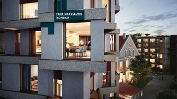 Für Familien: Wohnen in kupa mit Balkon, Erker & innovativen Features.