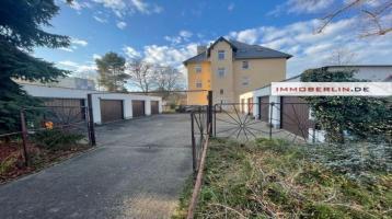 IMMOBERLIN.DE - Exzellentes Baugrundstück für Wohnqualität in attraktiver Lage -