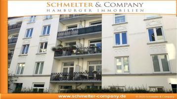 Seltene Gelegenheit: Charmante Altbauwohnung in ruhiger und beliebter Lage von Hamburg-Eimsbüttel