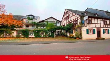 Geschmackvolles 4-Sterne-Hotel im Herzen des Moselortes Brauneberg
