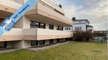 Top sanierte 3-Zimmer-Eigentumswohnung mit großem Westbalkon in Obermenzing