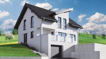 Bauplatz in Durlach am Lerchenberg für ein Haus von STREIF