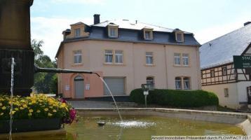 Wohn- u. Geschäftshaus am historischen Markt in 01778 Lauenstein