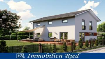 Neubau eines Einfamilienhauses mit viel Platz in ruhiger und grüner Wohnlage in Ampfing