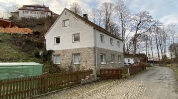 Gemütliches Einfamilienhaus idyllisch gelegen im herzen von Weidenberg
