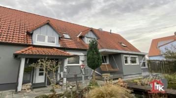 Renoviertes 1 - 2 Familienhaus in ruhiger Lage Ansbach Meinhardswinden
