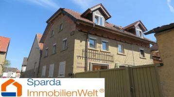 Ansprechendes ehemaliges Bauernhaus mit viel Gestaltungsmöglichkeiten in ruhiger Lage bei Werneck
