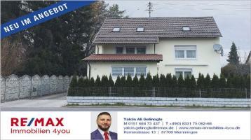Großes Mehrfamilienhaus mit viel Potential in Fellheim