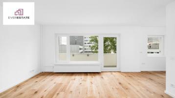 Provisionsfrei: Gemütliche und sanierte Single-Wohnung mit Loggia