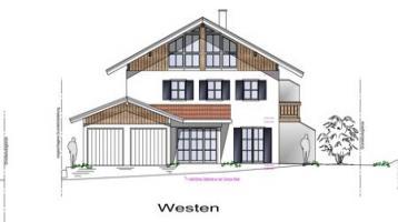 Wunderschön gelegene Doppelhaushälfte DH Nord/West (links) Provisionsfrei