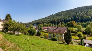 Bauland in Enzklösterle -schönes, voll erschlossenes Grundstück ohne Altbestand