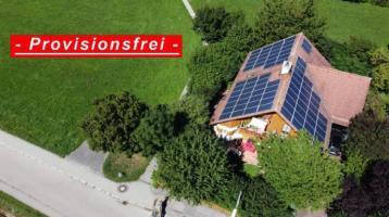 WEIHNACHTSAKTION!! - Modernisiertes XXL-Landhaus in ruhiger Ortsrandlage sucht neue Bewohner