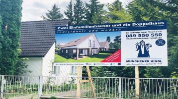 ***HAUS ZUM WOHLFÜHLEN*** - DHH in Puchheim - Massiv - Neubau