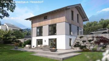 Traumhaus mit Wohnkeller Energieeffizienz KfW 55
