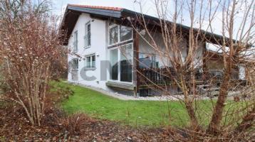 Exklusives 5-Zi.-EFH mit Pool, profitabler Photovoltaikanlage u. separater GE unweit von Österreich