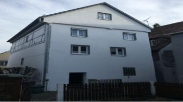 Haus in der Altstadt von Nördlingen mit Garten zu verkaufen